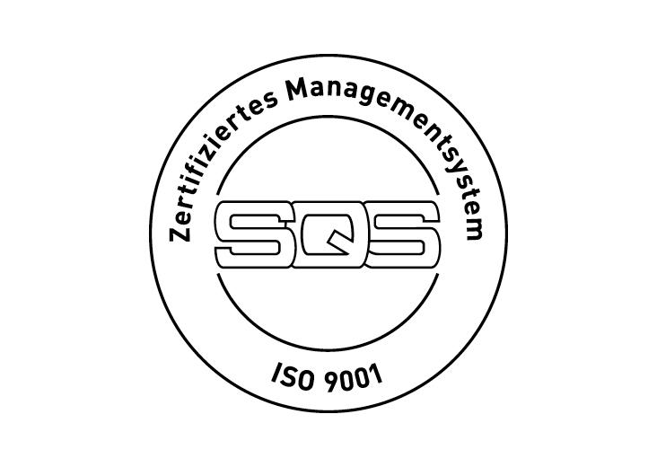 SQS zertifziert