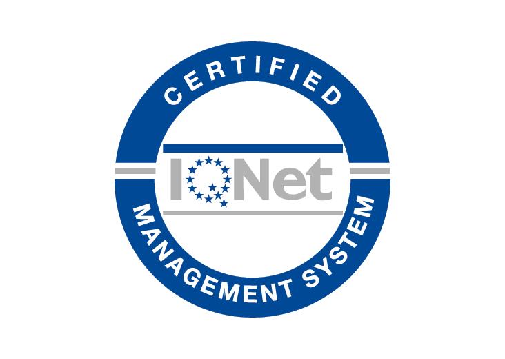 IQnet zertifiziert