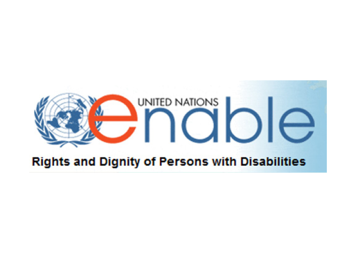 Drahtzug-Partner: united nations enable