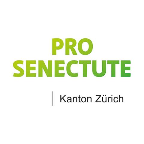 Logo der Pro Senectute, Kanton Zürich