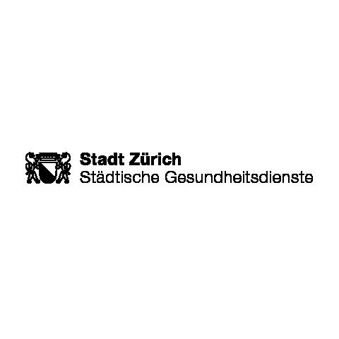 Logo Städtische Gesundheitsdienste der Stadt Zürich